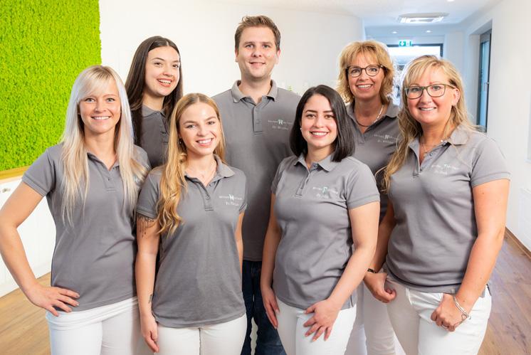 Böttcher & Böttcher, Fachpraxis für Kieferorthopädie – Team